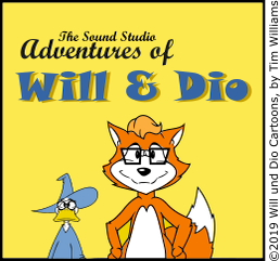 Will and Dio Title